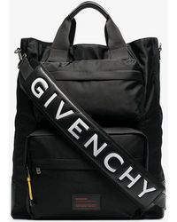 Givenchy - Oversized Logo Tote - Lyst