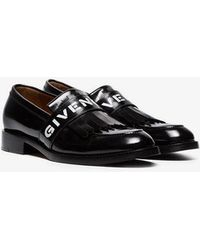 7443af6f789 Givenchy Classic Penny Loafers in Black for Men - Lyst