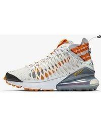 01201893f8fdbb Nike - White Air Max 270 Ispa High Top Trainers - Lyst