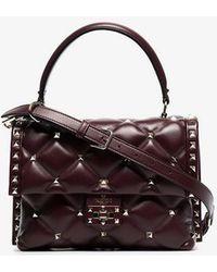 Valentino - Garavani Candystud Shoulder Bag - Lyst