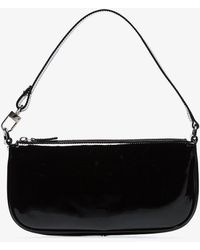 811132cf01b7 BY FAR - Black Rachel Patent Leather Shoulder Bag - Lyst