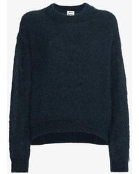 Acne Studios - Mitra Knitted Mohair Blend Jumper - Lyst