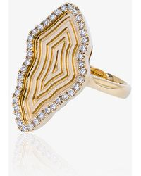 Kimberly Mcdonald - Medallion Ring - Lyst