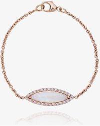 Kimberly Mcdonald - Marquis Opal Diamond Bracelet - Lyst