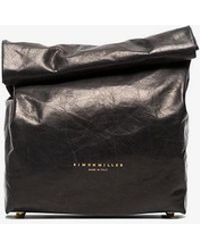 Simon Miller - Lunchbox 20 Leather Clutch - Lyst