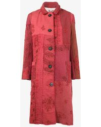 By Walid - Kashmiri Antique Embroidered Coat - Lyst