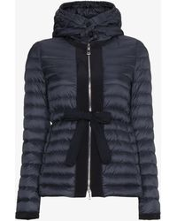 Moncler - Hooded Down Jacket - Lyst