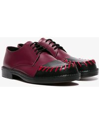 Marni - Threaded Lace Up Shoes - Lyst