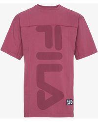Liam Hodges - X Fila Lh1 Fitness T Shirt - Lyst