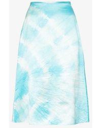 Ashley Williams - Tie-dye Skirt - Lyst