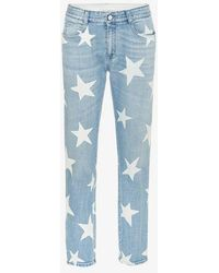 Stella McCartney - Boyfriend Star Jeans - Lyst