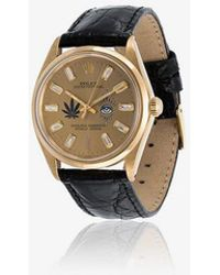 Jacquie Aiche - Vintage Rolex 18kt Yellow Gold Watch - Lyst