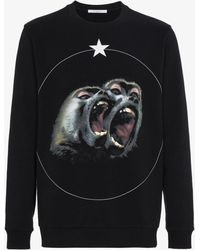 Givenchy | Monkey Brothers Sweater | Lyst
