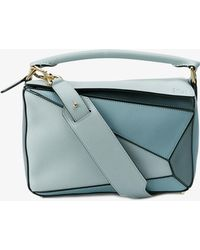 Loewe - Small Puzzle Tote - Lyst