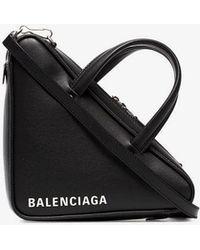Balenciaga - Triangle Duffle Xs Bag - Lyst