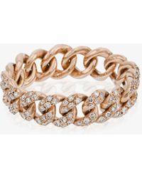 SHAY - Essential Diamond Link Ring - Lyst