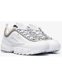 Liam Hodges - Fila Disruptor Leather Trainers - Lyst