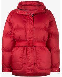Ienki Ienki | Michelin Belted Puffer Jacket | Lyst