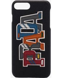 Prada - Iphone 7 Plus Logo Case - Lyst