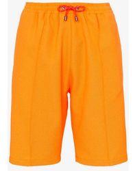 House of Holland - Drawstring Waist Shorts - Lyst