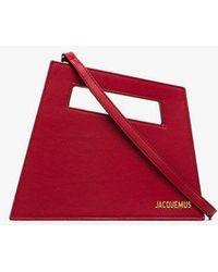 Jacquemus - Le Petit Small Leather Bag - Lyst