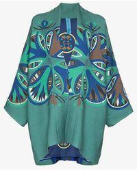 Rianna + Nina - Agnes Print Wool Jacket - Lyst