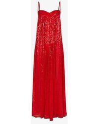 Ashish - Sequin Embellished Jumpsuit - Lyst