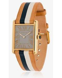 La Californienne - Marnier Cartier 18k Gold Plated Watch - Lyst