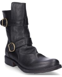 Fiorentini + Baker - Boots 713 Smooth Leather Black - Lyst
