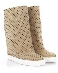Casadei - Mid-calf Boots - Lyst