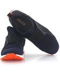 stoff sneaker adidas