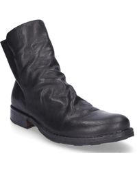 Fiorentini + Baker - Ankle Boots Elf Smooth Leather Black - Lyst