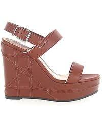 Dior - Platform Sandals - Lyst