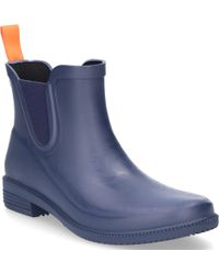 Swims - Chelsea Boots Dora Boot Gum Dark Blue - Lyst