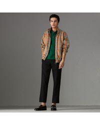 Burberry - Vintage Check Lightweight Jacket - Lyst