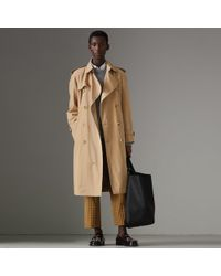 Burberry - The Westminster Heritage Trench Coat - Lyst