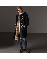 Burberry - The Greenwich Duffle Coat - Lyst
