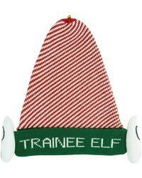 Burton - Red Novelty Elf Hat - Lyst