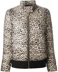 Moncler Gamme Rouge - Wild Printed Jacket - Lyst