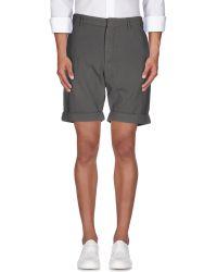 Giorgio Armani | Bermuda Shorts | Lyst