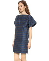 Creatures Of The Wind Davallia Dress  Blue Multi - Lyst