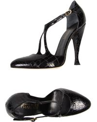 Laurence Dacade For Thakoon Black Pump - Lyst