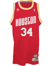 Adidas Mens Sleeveless Houston Rockets Nickname Swingman Jersey - Lyst