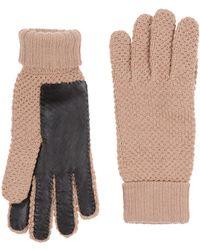 Stefanel - Gloves - Lyst