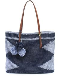 Lucky Brand - Cabo Bright Tote - Lyst