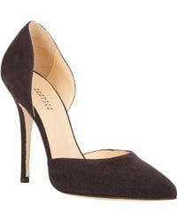 Barneys New York Maddy D'Orsay Pumps - Lyst
