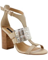 Kensie Imelda High-Heel Sandals - Lyst