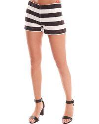 Pret-a-surf - Boy Striped Short - Lyst