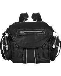 Alexander Wang Mini Marti Backpack - Lyst