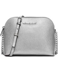 MICHAEL Michael Kors | Cindy Large Dome Crossbody Bag | Lyst